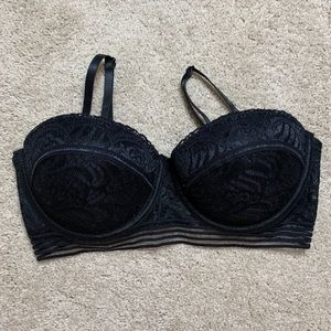 Forever21 Push Up Lace Bra